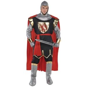 Knight Costume with Cape